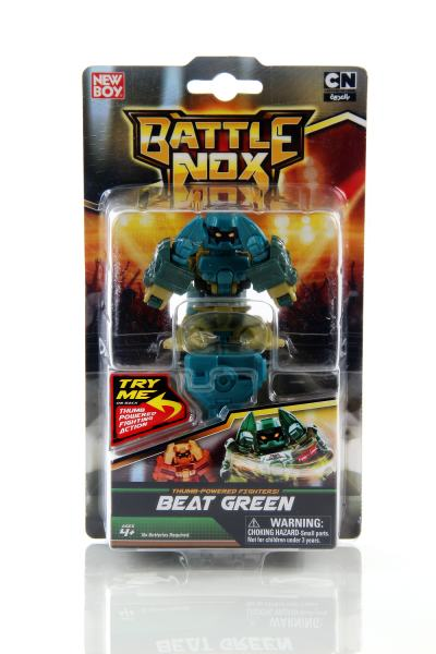 Imagem 2 do produto Battle Nox Verde - BR521