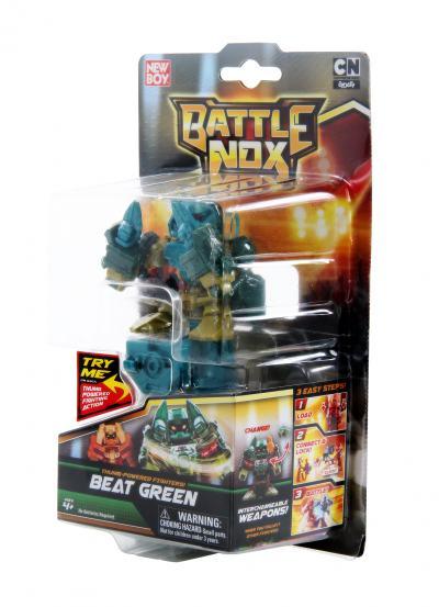 Imagem 3 do produto Battle Nox Verde - BR521
