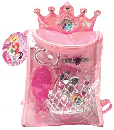 Imagem 1 do produto Kit Bolsa de Acessórios Princesas - BR625