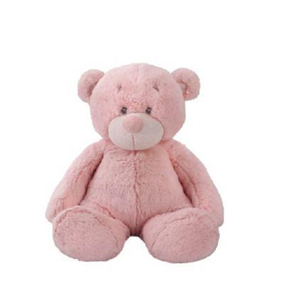 Imagem 1 do produto Ursinho de Pelúcia Rosa 30 Cm Bonnie Bear Multikids - BR169