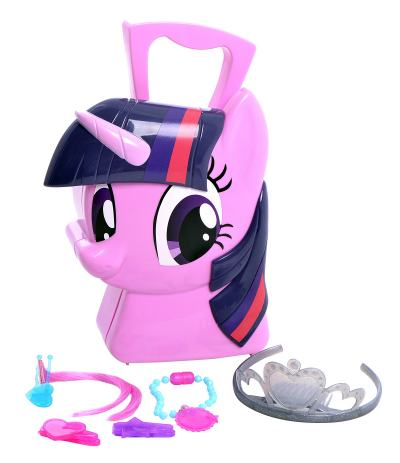 My Little Pony Maleta Twilight Sparkle Joalheria - BR378