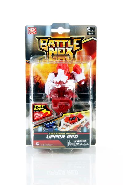 Imagem 2 do produto Battle Nox Vermelho - BR518