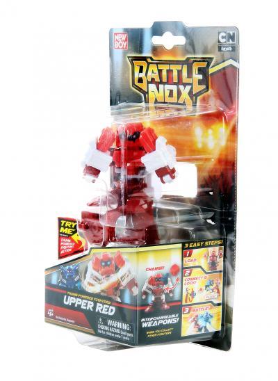 Imagem 3 do produto Battle Nox Vermelho - BR518