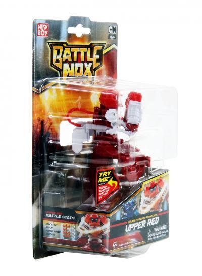 Imagem 4 do produto Battle Nox Vermelho - BR518