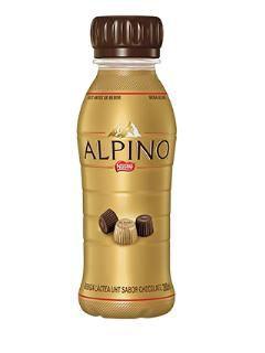 Imagem 2 do produto Bebida Láctea Alpino Fast Garrafa 280ml