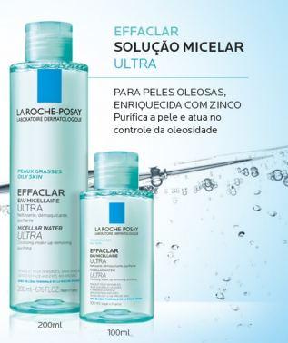 Solução Micelar Eau de Micellaire Ultra. Limpeza, eficácia e segurança