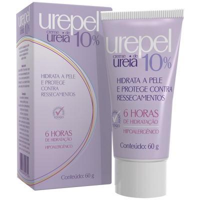 Urepel Creme De Uréia 10% 60g