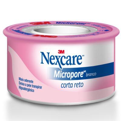 Fita Nexcare Micropore 3m 12mm X 4,5m