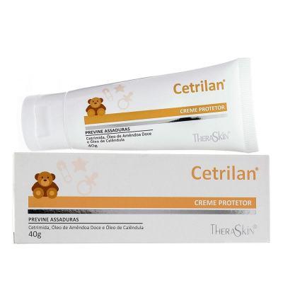 Imagem 1 do produto Creme Protetor de Assaduras Cetrilan 40g