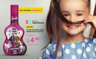 Barbie Rock'n Royals: Cuidados especiais para meninas modernas