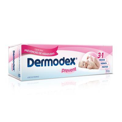 Creme para Assaduras Dermodex Prevent 30g