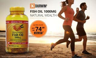 5 benefícios do óleo de peixe para o seu organismo