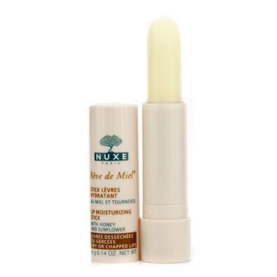 Hidratante Labial Nuxe Paris Rêve De Miel Lip Moisturizing Stick - Incolor