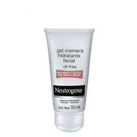 Hidratante Facial Neutrogena Oil-Free - 50ml