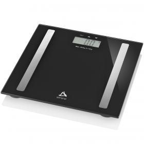 Balança Digital Multifunções Digi-health Pro Lcd Preta Hc030 - Serene
