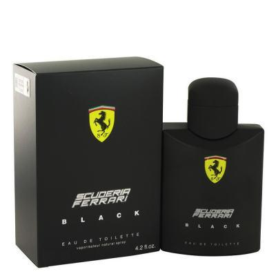 Imagem 2 do produto Scuderia Ferrari Black Ferrari - Perfume Masculino - Eau de Toilette - 40ml