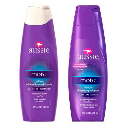Kit Shampoo + Condicionador Aussie Moist - Kit