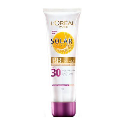 Solar Expertise BB Cream FPS30 L'oréal Paris - Protetor Solar - Natural