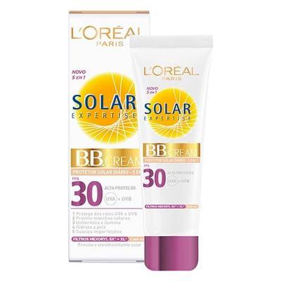 Imagem 2 do produto Solar Expertise BB Cream FPS30 L'oréal Paris - Protetor Solar - Natural