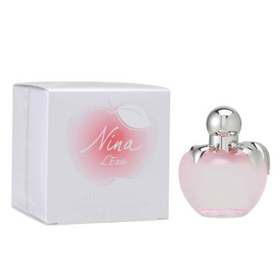 Nina L'eau De Ninna Ricci Eau Fraiche Feminino - 50 ml