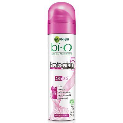 Desodorante Bí-O Protection 5 Aerosol Feminino 150ml