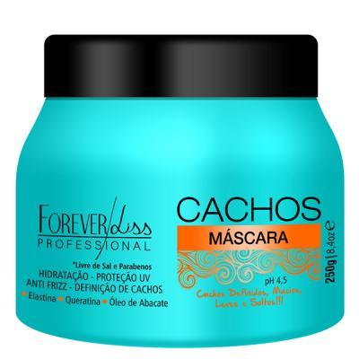 Imagem 1 do produto Forever Liss Cachos - Máscara de Tratamento - 250g