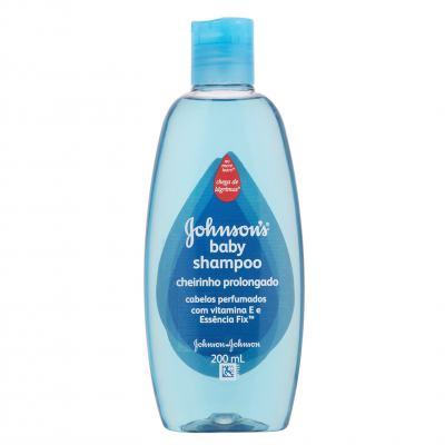 Shampoo Johnson's Baby Cheirinho Prolongado 200ml