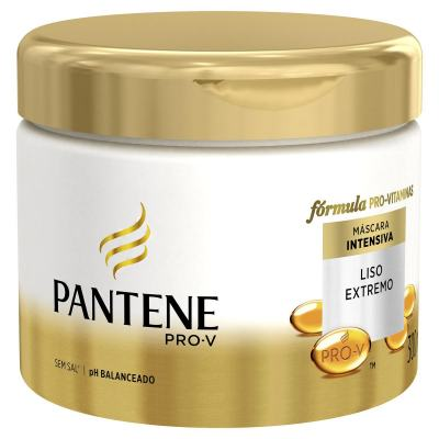 Tratamento Pantene Intensivo Liso Extremo - 300ml