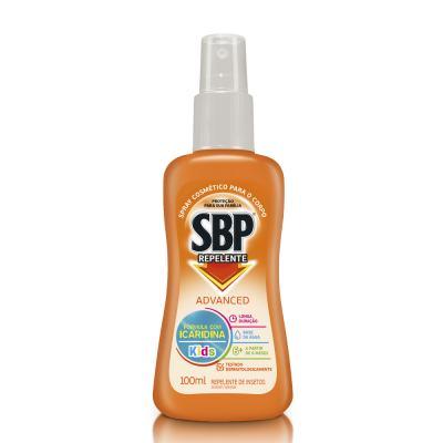 Repelente SBP Advanced Spray Kids 100ml