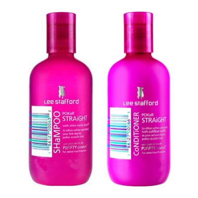 Imagem 1 do produto Kit Shampoo + Condicionador Lee Stafford Pocker Straight - Kit