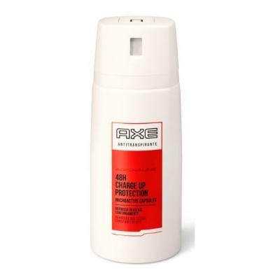 Desodorante Aerosol Axe Adrenaline 90g