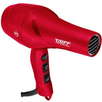Secador De Cabelos Profissional Red Ion Vermelho Taiff 1900w 220v
