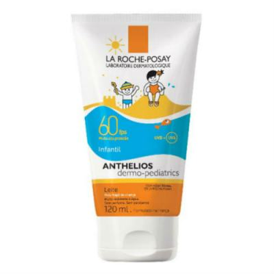Protetor Solar La Roche-posay Anthelios Dermopediatrics Fps 60 120ml