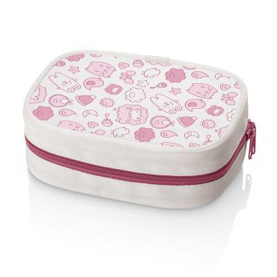 Kit Higiene Rosa Multikids Baby - Bb098 - BB098