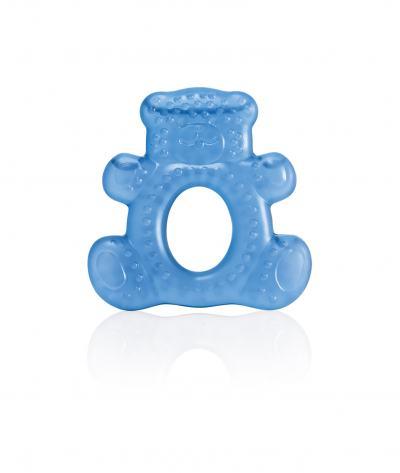 Imagem 1 do produto Mordedor Com água Teddy Bear Azul Multikids Baby - Bb143 - BB143