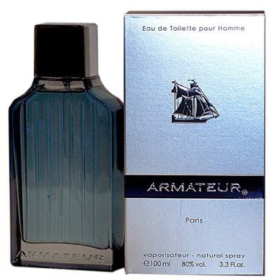 Imagem 2 do produto Armateur Men Paris Bleu - Perfume Masculino - Eau de Toilette - 100ml