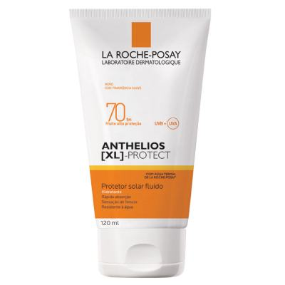Protetor Solar La Roche-posay Anthelios Xl Fps 70 120ml