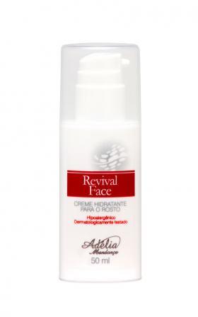 Revival Face 50ml - Creme Hidratante para o Rosto - 50ml