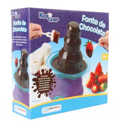 Imagem 3 do produto Kids Chef Fonte de Chocolate - BR525