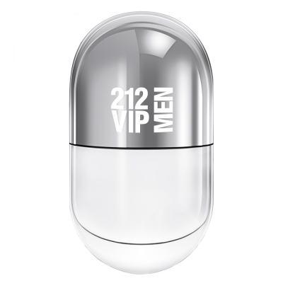 212 Vip Men Pills Carolina Herrera - Perfume Masculino - Eau de Toilette - 20ml
