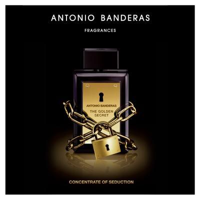 Imagem 3 do produto The Golden Secret Antonio Banderas - Perfume Masculino - Eau de Toilette - 100ml