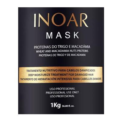 Imagem 2 do produto Inoar Mask Profissional - Máscara de Tratamento - 1Kg