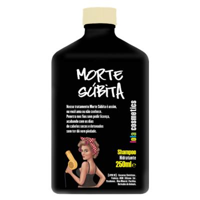 Lola Cosmetics Morte Súbita - Shampoo Hidratante - 250ml