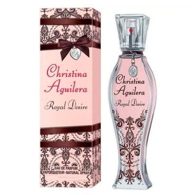 Imagem 2 do produto Royal Desire Christina Aguilera - Perfume Feminino - Eau de Parfum - 50ml