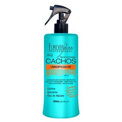 Imagem 2 do produto Kit Shampoo + Creme de Pentear + Umidificador + Máscara de Tratamento Forever Liss Professional Cachos - Kit