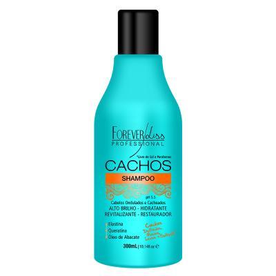 Imagem 3 do produto Kit Shampoo + Creme de Pentear + Umidificador + Máscara de Tratamento Forever Liss Professional Cachos - Kit