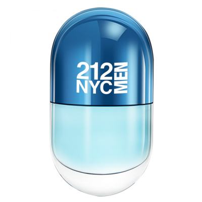 Imagem 1 do produto 212 NYC Men Pills Carolina Herrera - Perfume Masculino - Eau de Toilette - 20ml