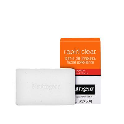 Imagem 3 do produto Neutrogena Deep Clean Em Gel Grapefruit 150g + Sabonete Esfoliante Facial Neutrogena Rapid Clear 80g