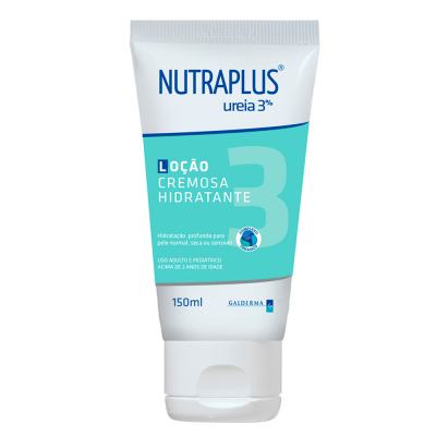 Nutraplus Uréia 3% - Creme Hidratante Corporal - 150ml