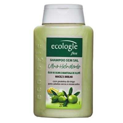 Ecologie Fios Ultra-Hidratante  - Shampoo Hidratante - 275ml